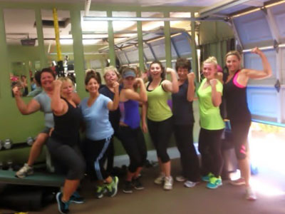 Rocklin Personal Trainers